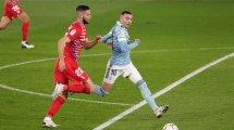 Liga : le Celta Vigo s'impose dans les derniers instants contre Grenade