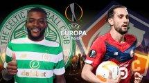 Celtic-LOSC : les compositions officielles