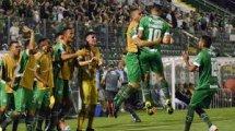 Le club de Chapecoense remonte en première division brésilienne !