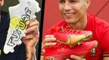 Quelles sont les meilleures chaussures de foot signatures ?