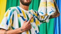 Une paire de crampons inédite aux couleurs du Brésil pour Neymar !