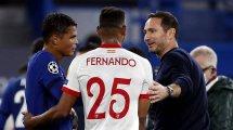Chelsea : Frank Lampard s'enflamme pour Thiago Silva