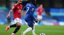 Premier League : un nul et deux perdants entre Manchester United et Chelsea