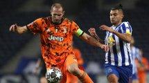 La Juventus donne des nouvelles de Giorgio Chiellini