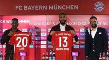 Coupe d'Allemagne : Bouna Sarr et Eric Maxim Choupo-Moting titulaires avec le Bayern