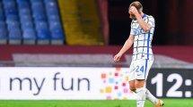 Inter : la mise au point d'Antonio Conte sur l'utilisation de Christian Eriksen
