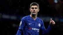 Chelsea : Christian Pulisic de retour pour la reprise