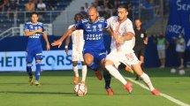 Ligue 2 : Bastia et Nancy dos à dos