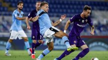 Serie A : la Lazio renverse Franck Ribéry et la Fiorentina