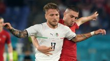 Euro 2020 : la réalisation de Ciro Immobile en vidéo
