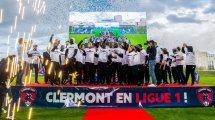 La Ligue 1, une juste récompense pour le Clermont Foot 63 de Pascal Gastien