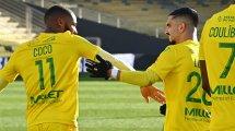 Ligue 1 : Nantes humilie Bordeaux et peut croire au maintien