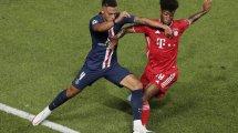 PSG - Bayern : l'ouverture du score de Kingsley Coman en vidéo