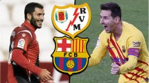Rayo Vallecano-FC Barcelone : les compositions officielles