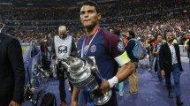 PSG : Mourinho veut Thiago Silva à Tottenham