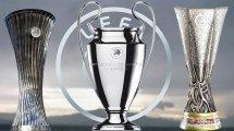 Les primes de la Ligue des Champions, de l'Europa League et de l'Europa League Conference sont connues !