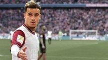 Officiel : le Bayern Munich n'a pas levé l'option d'achat de Philippe Coutinho