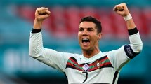 Cristiano Ronaldo libéré par le Portugal