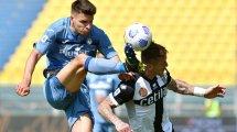 Serie A : l'Atalanta bat Parme et repasse deuxième, précieux succès de Cagliari à Benevento pour le maintien
