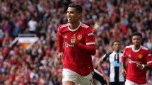 PL : Cristiano Ronaldo joueur du mois de septembre