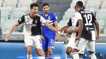 Coupe d'Italie : Luca Toni se paye Cristiano Ronaldo