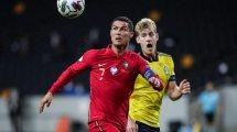 Ligue des Nations : Cristiano Ronaldo offre la victoire au Portugal, la Belgique cartonne