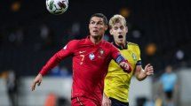 Cristiano Ronaldo n'a jamais marqué contre la France