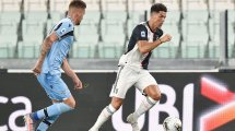 Serie A : Cristiano Ronaldo offre la victoire à la Juventus contre la Lazio