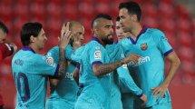 Liga : le Barça retrouve la compétition avec un festival à Majorque