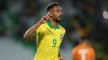U23 : Rodrygo et Reinier font gagner le Brésil face à la Corée du Sud