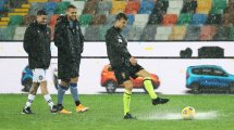 Serie A : le match Udinese-Atalanta reporté