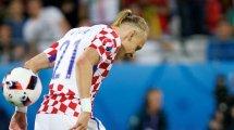 Domagoj Vida testé positif à la mi-temps de Turquie-Croatie