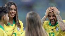 JO : la liste du Brésil avec Gerson, Guimarães et... Dani Alves