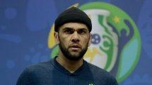 São Paulo annonce la résiliation du contrat de Daniel Alves