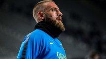 La Fiorentina dément l'arrivée prochaine de Daniele De Rossi