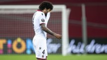 L'OGC Nice annonce la prolongation de Dante