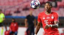 David Alaba déclare sa flamme au Bayern Munich