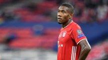 David Alaba en remet une couche sur le Bayern