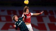 L'OM toujours sur David Luiz ?
