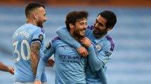 Manchester City : le message d'adieu de David Silva