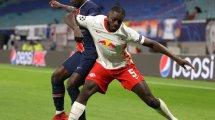 RB Leipzig : Angeliño raffole de Dayot Upamecano