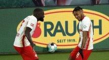 Bundesliga : Christopher Nkunku et Leipzig renversent Mönchengladbach