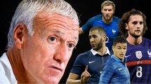 Equipe de France : Didier Deschamps et les revenants