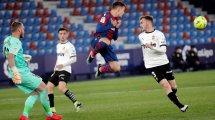 Liga : Levante bat le Valencia CF dans le derby