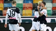 Serie A : l'Udinese s'impose face au Torino