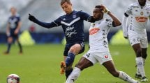 Nicolas De Préville quitte les Girondins de Bordeaux