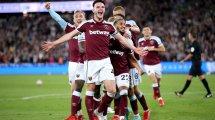 West Ham : Declan Rice pas affecté par les rumeurs concernant son avenir