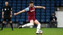 West Ham réclame un prix astronomique pour Declan Rice