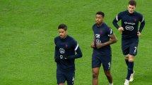 Equipe de France : la défense, attention danger