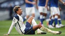 Mercato Tottenham : Dele Alli n'a plus le choix